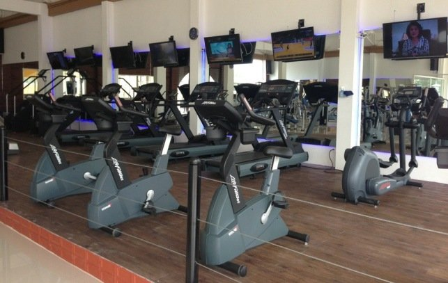 Elite Fitness Center Пхукет