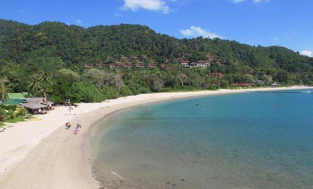 Kantiang bay на острове Ланта