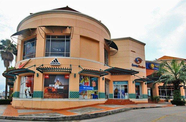 Outlet Mall в Паттайе
