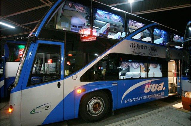 Как добраться из Бангкока в Чиангмай
