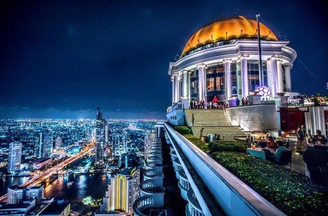 State Tower в Бангкоке