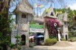 Парк камней и крокодиловая ферма в Паттайе