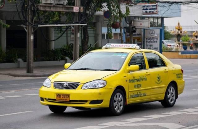 Как добраться из Бангкока в Хуа Хин на такси