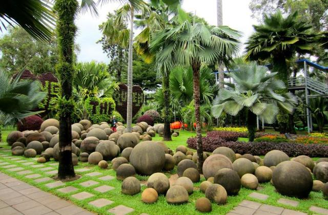 Сад Нонг Нуч в Паттайе