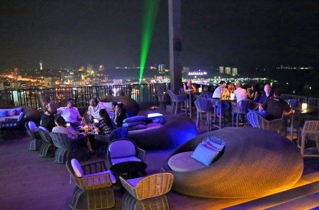 Ресторан Horizon в Паттайе