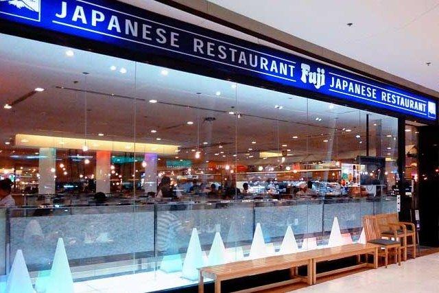 Ресторан Фуджи в Паттайе