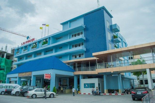 Бангламунг госпиталь в Паттайе