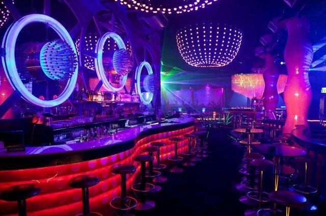 Ночной клуб MiXX в Паттайе