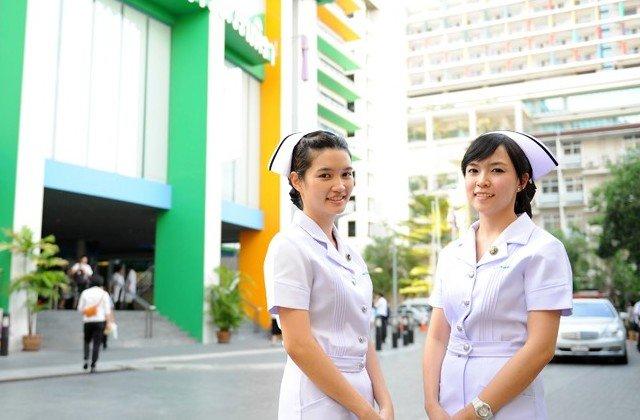 Госпитали в Паттайе