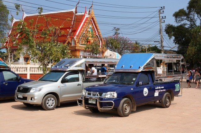 Таиланд остров ко лан отели