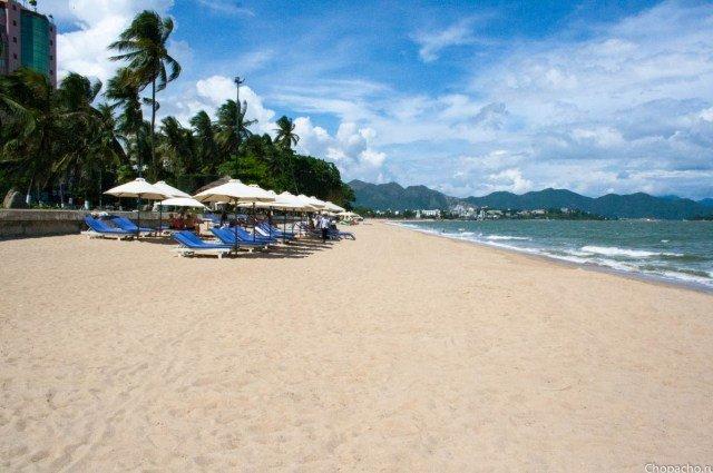 Пляжи Паттайи в октябре