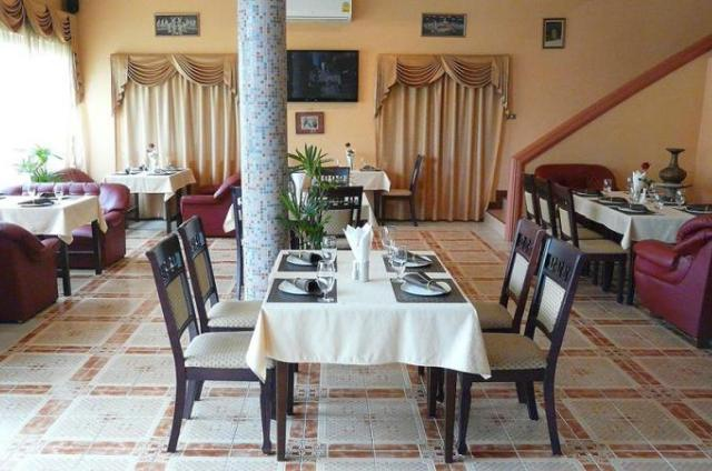 Ресторан Романазия в Паттайе