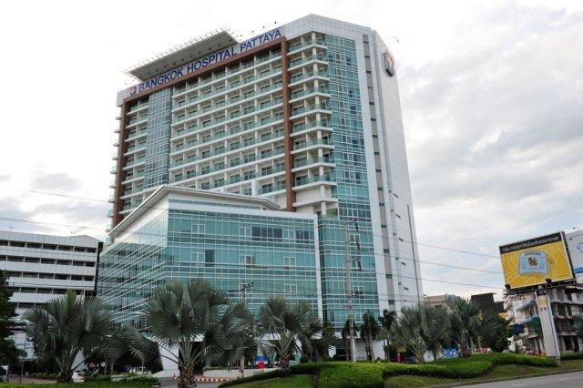Бангкок госпиталь в Паттайе