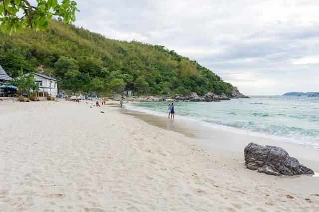Пляж Нуал на Ко Лане