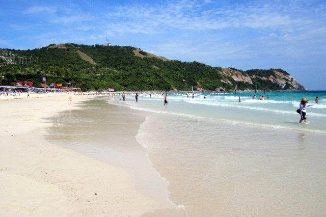 пляж Самае на Ко Лане
