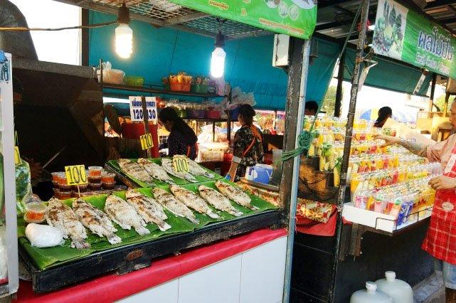 Рынок Джомтьен в Паттайе