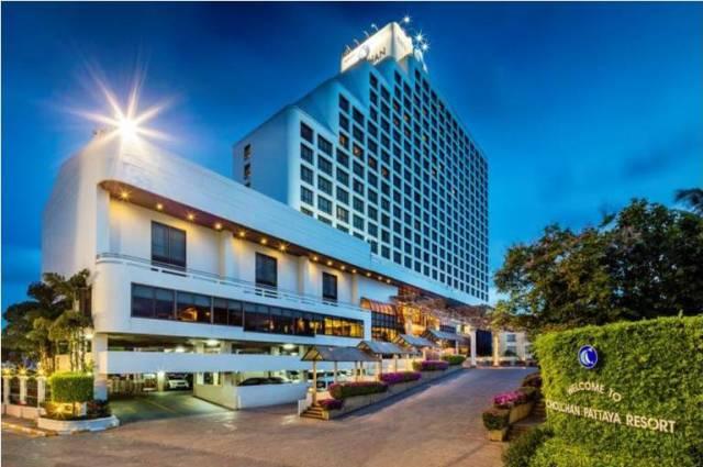 Cholchan Pattaya Resort