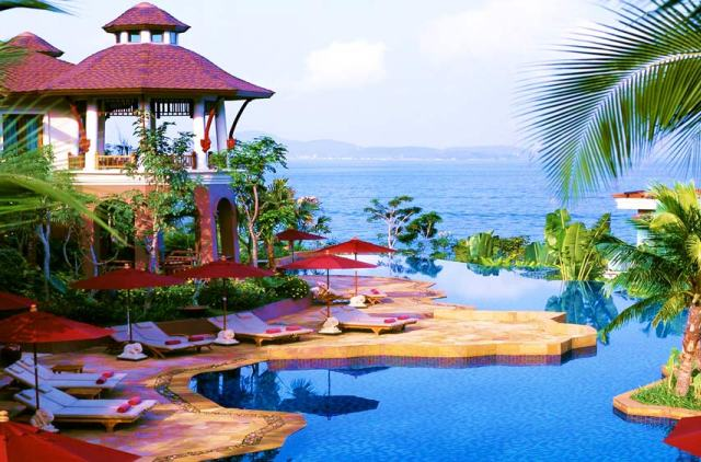 Отели в Паттайе с собственным пляжем