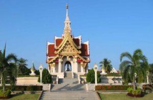 Храмы Паттайи