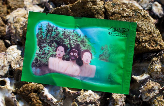 маски для лица из Тайланда