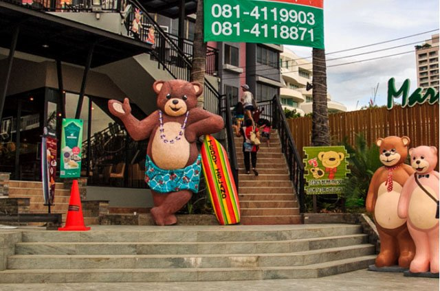 Музей Мишки Тедди в Паттайе