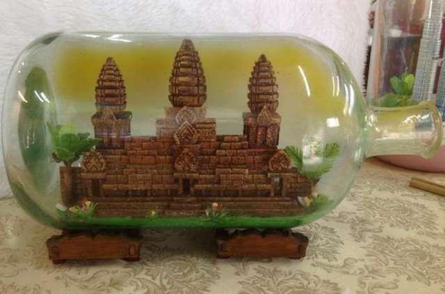 музей бутылочного искусства в Паттайе
