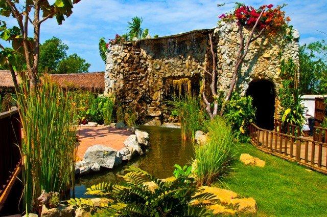 Азиатский сад специй в Паттайе