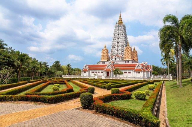 Храм Ват Ян в Паттайе