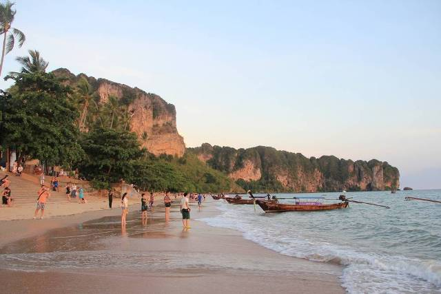 Ao Nang Beach Краби