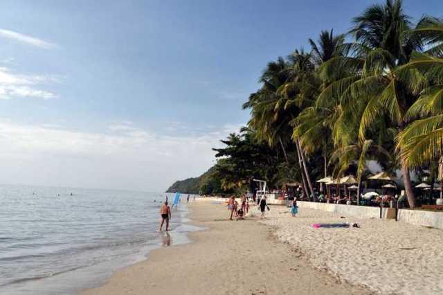 Пляж Chai Chet на Ко Чанге
