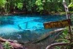 Изумрудное и Голубое озеро в Краби