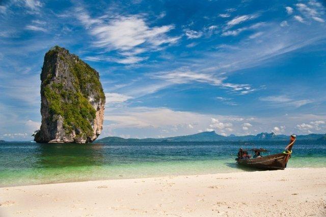 Остров Пода в Тайланде