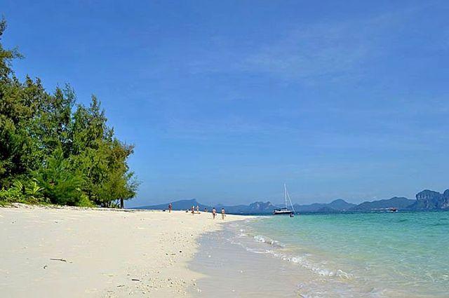 Остров Пода в Таиланде