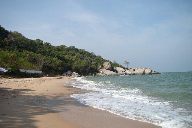 Пляж Sai Noi на Ко Чанге