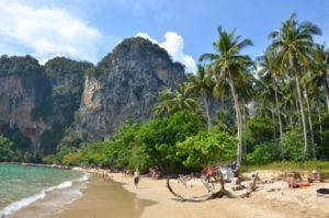 Ton Sai Beach Краби