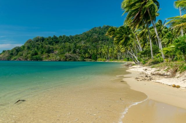 Пляж Wai Check на Ко чанге