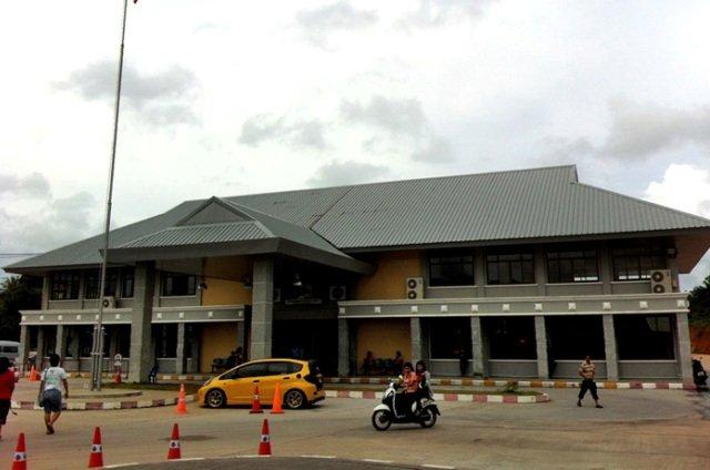 Автовокзалы на Пхукете