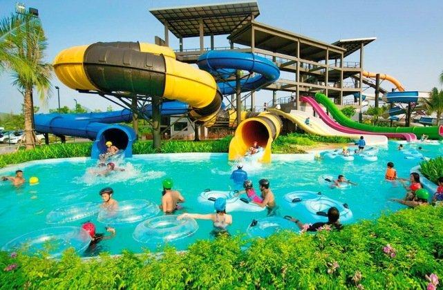 Аквапарки в Хуа Хине