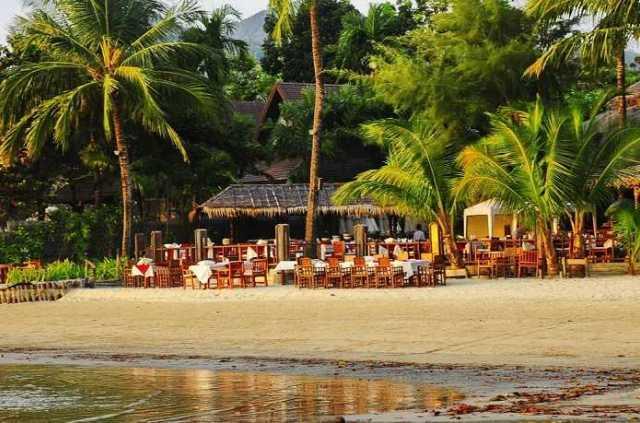 Пляж Клонг Прао на Ко Чанге