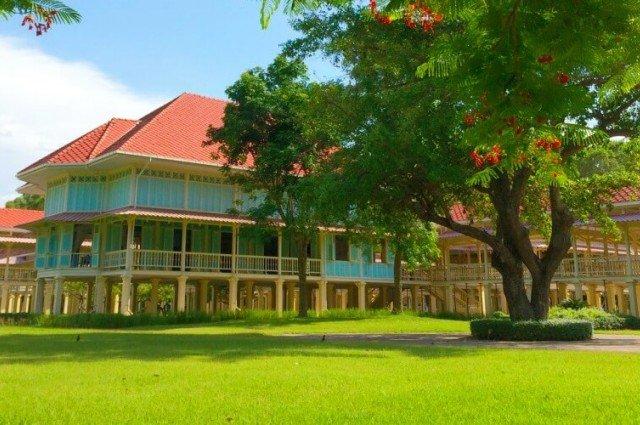 Королевский дворец Maruekkhathayawan