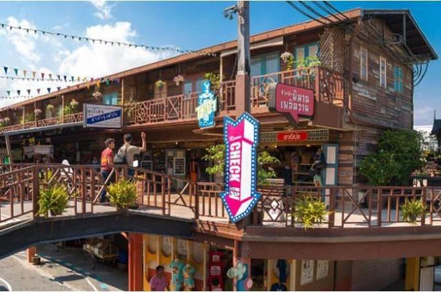 Рынок Plearnwan в Хуа Хине
