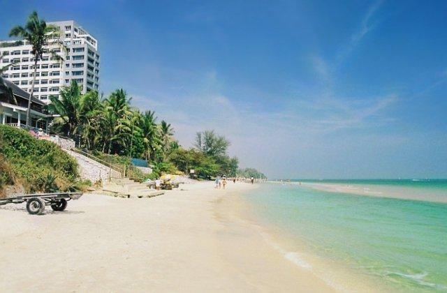 Пляжи Хуа Хина