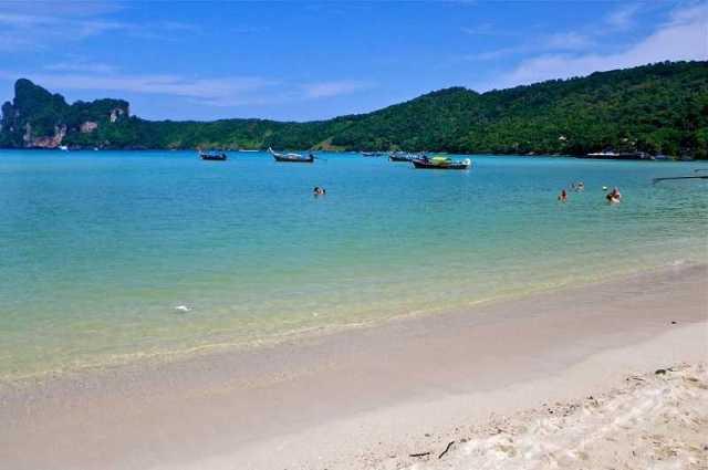Остров Пхай в Паттайе