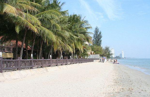 Курорт Ча Ам в Тайланде