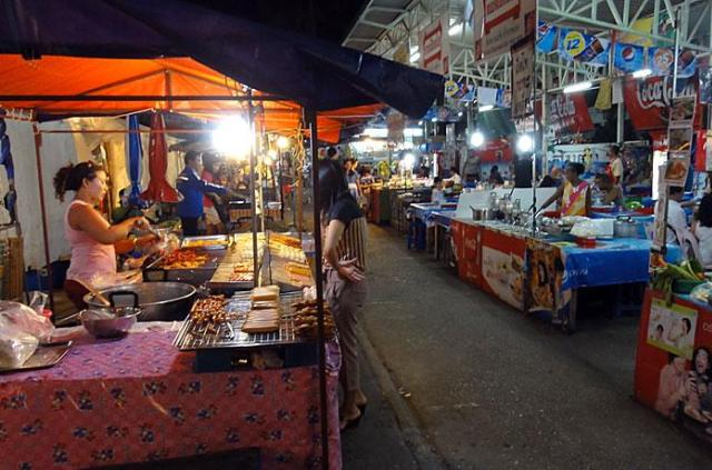 Рынок Grand Night Market в Хуа Хине