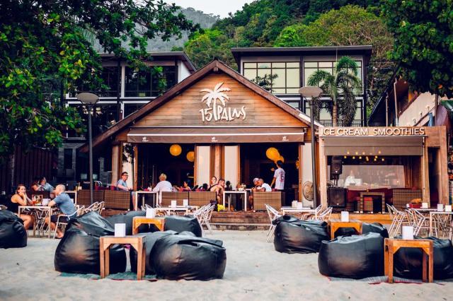 Пляж вайт Сенд на Ко Чанге