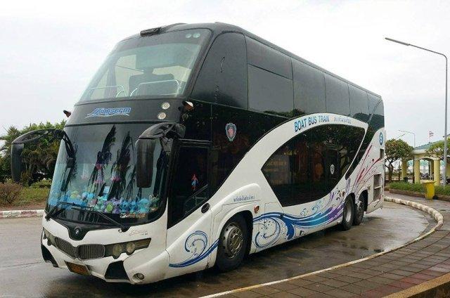 Как добраться из Самуи до Хуа Хина на автобусе