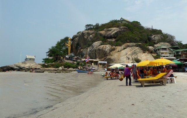 Пляж Такиаб