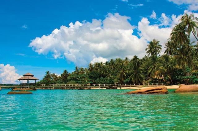 Экскурсия на острова из ко Чанга
