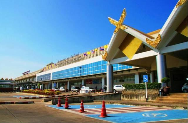 Аэропорт в Чиангмае